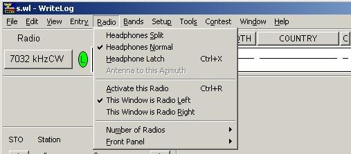 Sound Board Setup – WriteLog Contesting Software